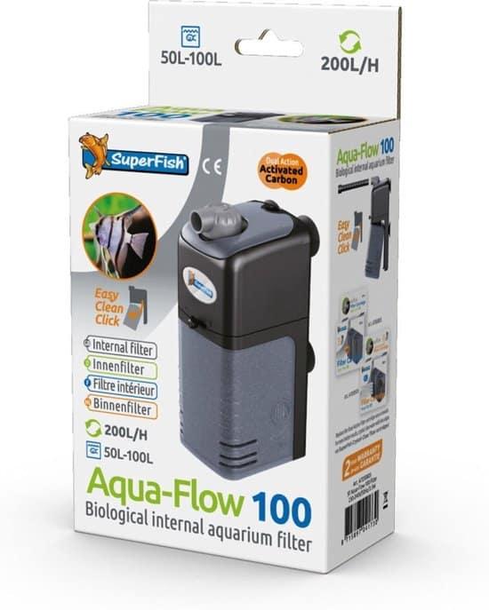 Beste filter systeem tot 100 liter